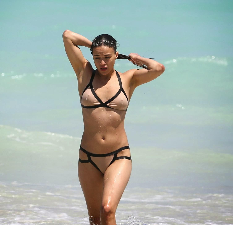Michelle Rodriguez Bikini Bodies Pic 15 of 35