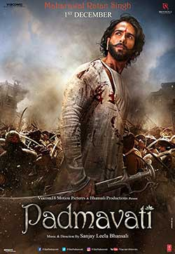 Padmavati 2017 Hindi Official Trailer HD Download 720p