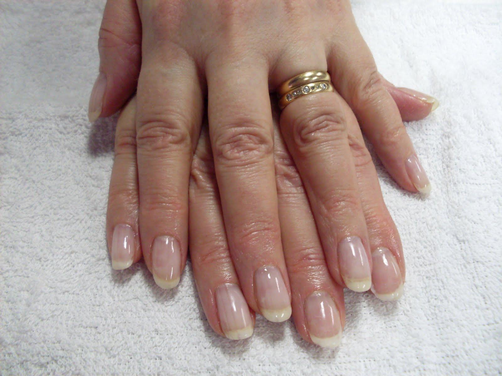naturella naglar