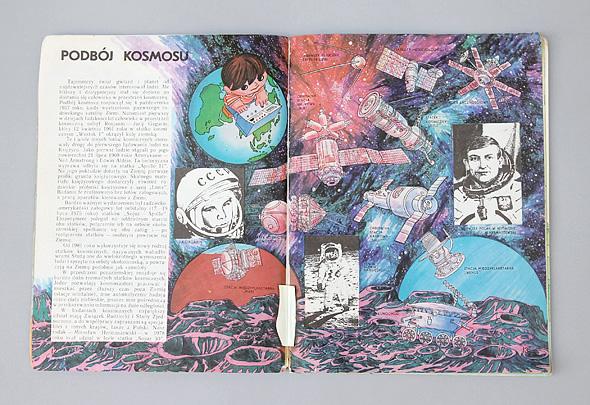 Świat i człowiek - Atlas geograficzny dla dzieci