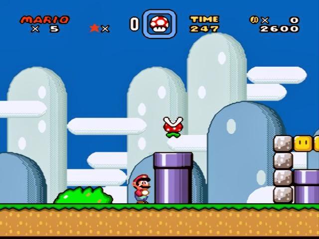 Super Mario Bros World
