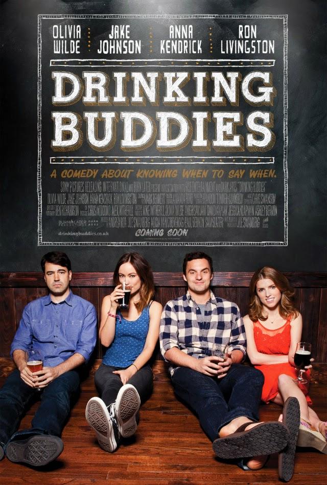 La película Drinking Buddies