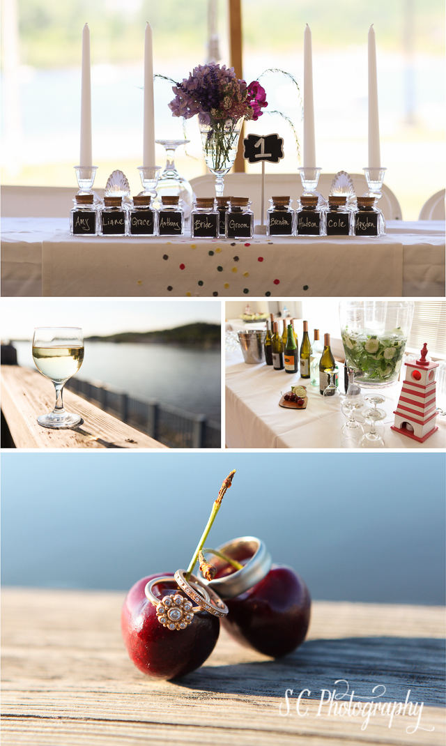 Traverse City, Michigan Wedding Photographer, Cherries, Wine
