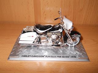 colección altaya de harley davidson