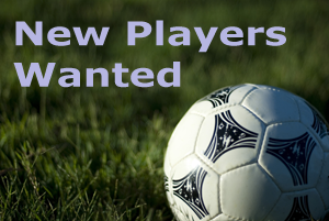 2017 - New Players Required
