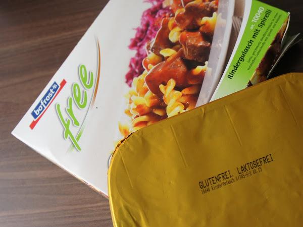 bofrost*free Rindergulasch mit Spirelli (gluten- & laktosefrei)