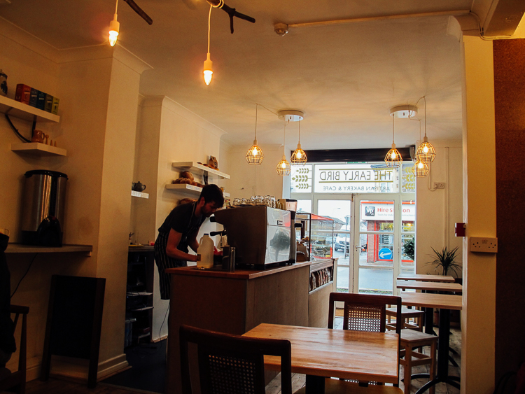 The Early Bird Bakery Cardiff
