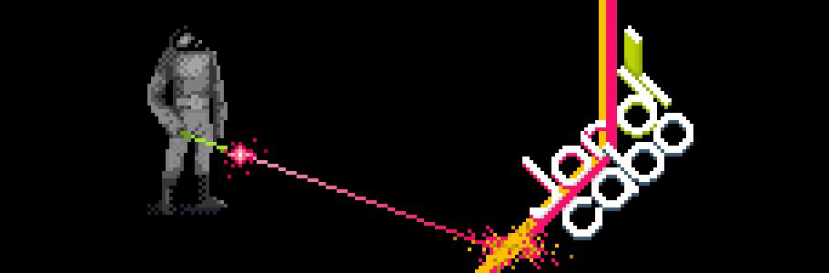 JORDI CABO - disseny gràfic - multimèdia - interfície - 3d - animació - pixel art