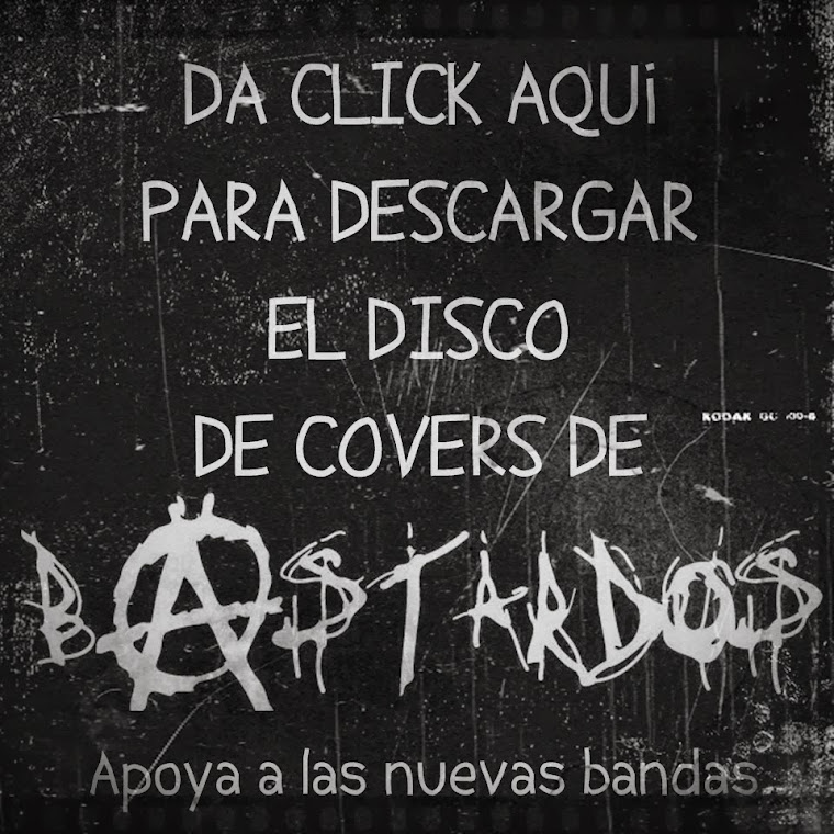 Descarga disco de Bastardos/PunkHardcore.
