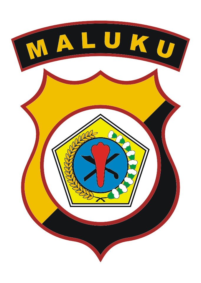 Download Logo Polda Maluku Vector