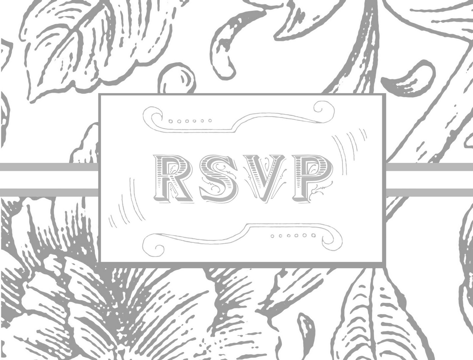 wedding rsvp postcard template free yelom myphonecompany co
