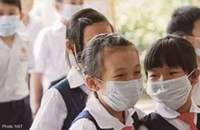 203 Sekolah Buka Semula Selepas Tutup Kerana Jerebu