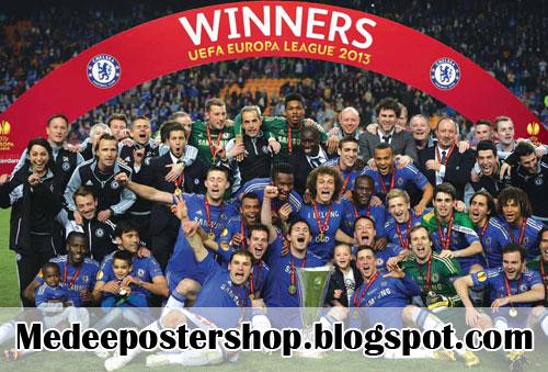 Chelsea UEFA EUROPA LEAGUE 2013
