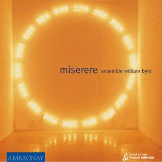 Miserere: Works by Gregorio Allegri, Leonardo Leo, Giovanni Moro da Viadana & Francesco Scarlatti