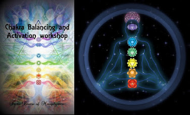 February: Chakra Balancing and Activation Workshop