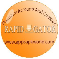 Rapidgator Premium Accounts And Cookies 2015 Get From Here