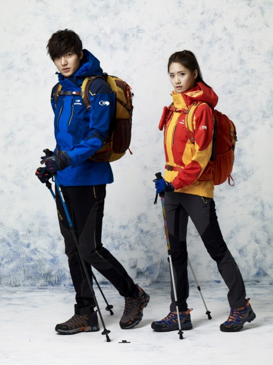 Lee min ho and yoona drama lee min ho and yoona