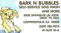Bark n Bubbles