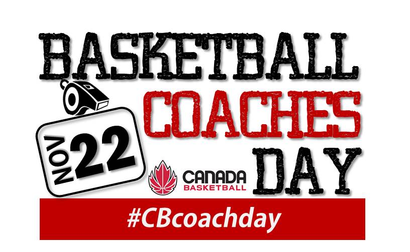 Basketball Coaches Day in Canada