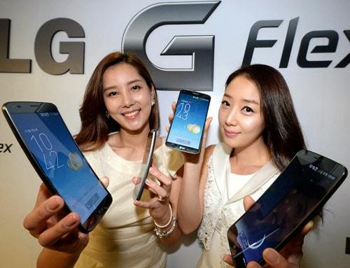 Harga Dan Spesifikasi LG G Flex