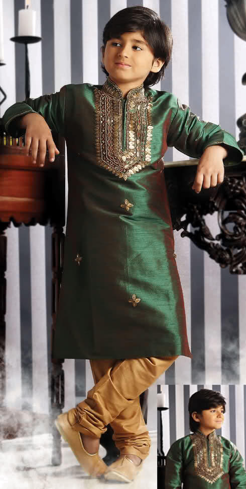Fancy Kurta Collection For Young Kids