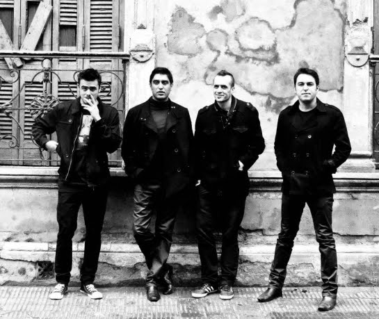 The Otherness: indie rockers from Comodoro Rivadavia, Argentina