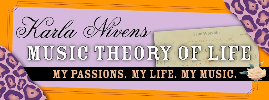 Karla Nivens' Music Theory of Life