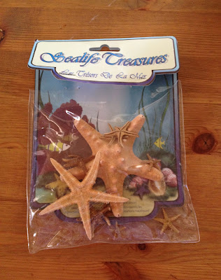 DIY Starfish Costume ben franklin supplies