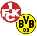 Live Stream FC Kaiserslautern - Borussia Dortmund