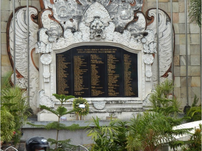 Ground Zero Monument is located on Legian street Beaches in Bali: Bali Memorial (Ground Zero)