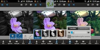 Aplikasi edit foto menjadi fokus untuk iPhone