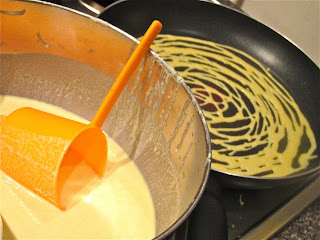 roti jala,mould,batter,pan