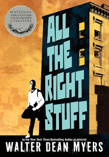 Book Review: All The Right Stuff by Walter Dean Myers