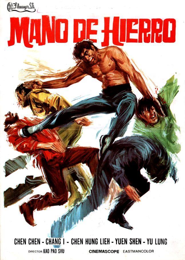 MANO DE HIERRO (1972)