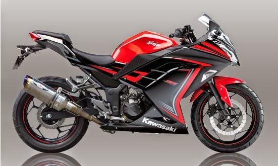 Kawasaki Ninja 250 BEET Performance