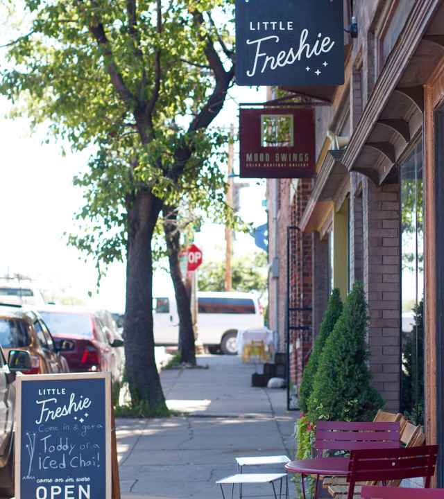 Local Kansas City Soda and Espresso bar for sweet treats