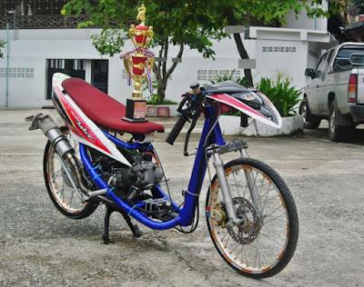 Motor Drag Yamaha Mio