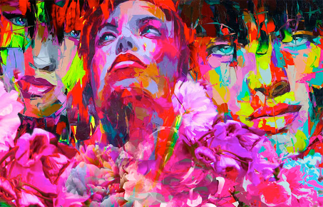Manifesting a New Way / Francoise Nielly / www.elisemcdowell.com