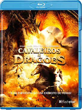 Filme Poster Cavaleiros e Dragões BDRip XviD Dual Audio & RMVB Dublado