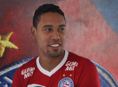 Bahia anuncia atacante Edigar Junio