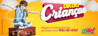 Dia das Crianças na Rede Oeste Itaú