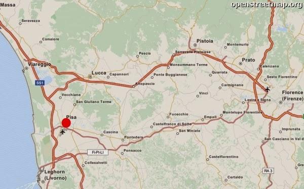 Piza Mapa