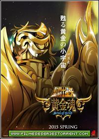 Saint Seiya: Soul of Gold Torrent Legendado (2015)