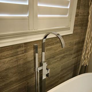 Bathroom Tub Filler Hardware