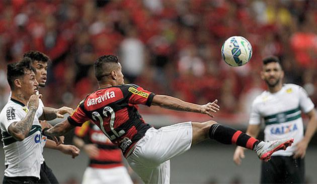 Assistir Flamengo x Coritiba ao vivo online em HD