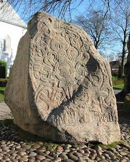 vikinger i danmark