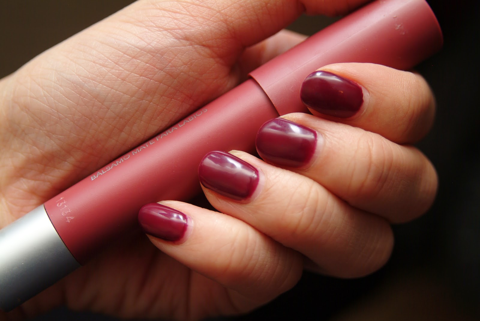 size beauty: My First Gel Manicure with Bio Seaweed Gel Nail Polish