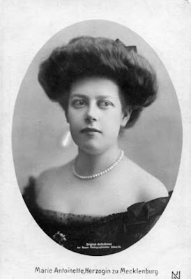 Duchesse Marie Antoinette zu Mecklenburg 1884-1944