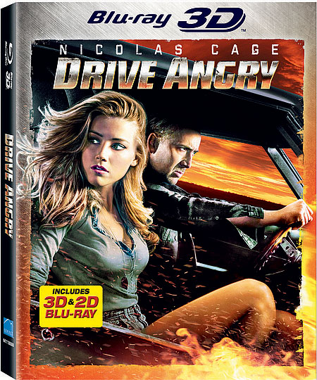 Drive Angry 3D (2011) BluRay 720p BRRip 700MB