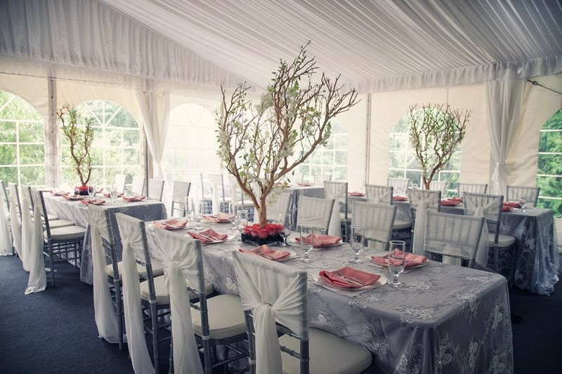 niagara wedding planner a divine affair backyard tent